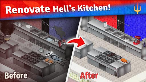 Hell's Kitchen: Match & Design screenshots 1