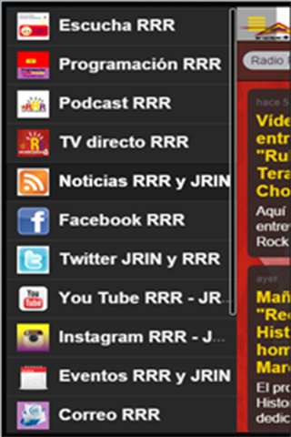 Radio Rebelde Republicana- screenshot