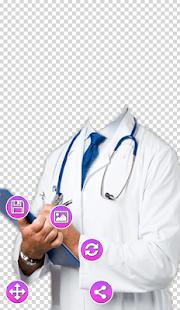 Doctor Suit Up Photo Frame - náhled