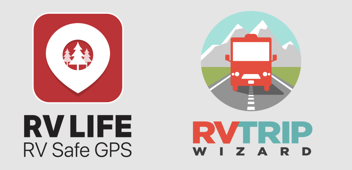 RV Trip Wizard and the RV LIFE app