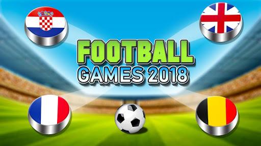 Football Games 2018:Finger Soccer Cup 0.5 screenshots 1
