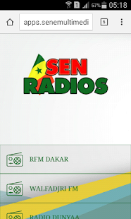 Sen Radios- screenshot thumbnail