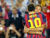 Messi et Neymar permettent au Barça de rester en tête