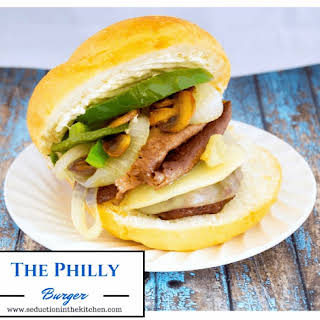 The Philly Burger.