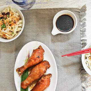Hong Kong Style Soy Sauce Chicken Recipe 港式酱油鸡腿