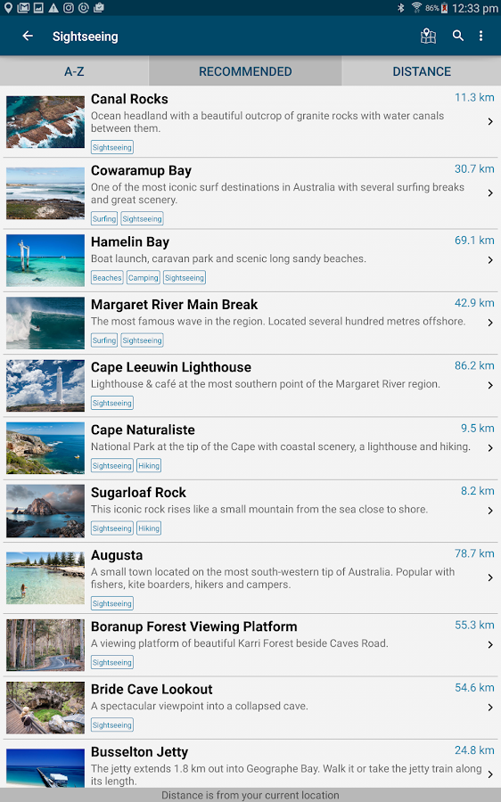 Margaret River Find the Fun- screenshot