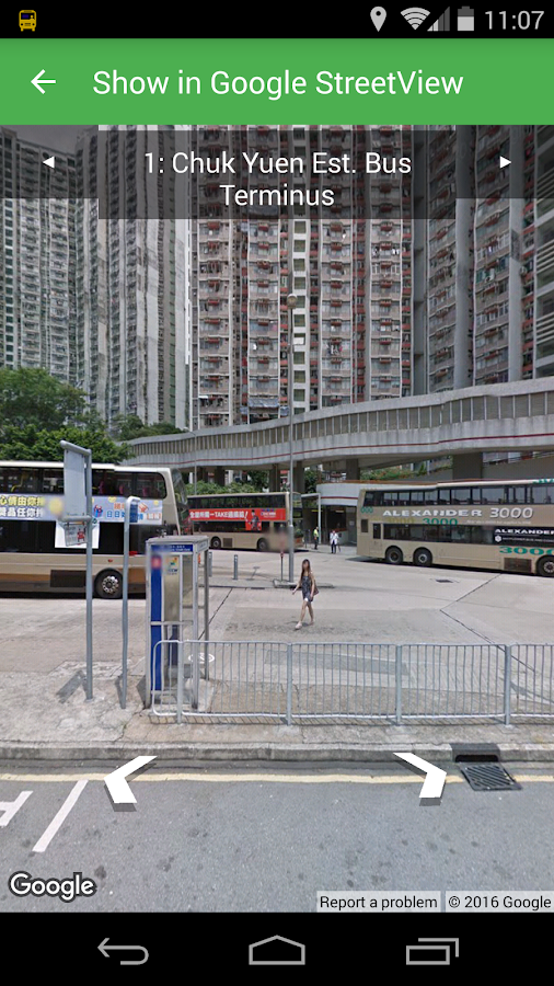 Hong Kong BusInfo NG- screenshot