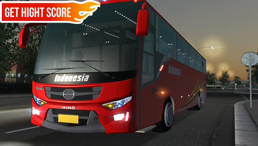 Bus Simulator Indonesia 2017 screenshot 1