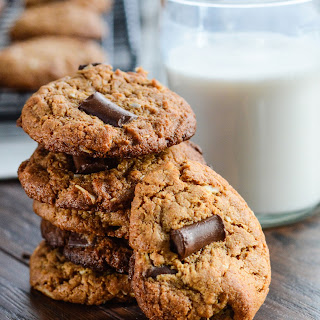 Cashew Coconut Chocolate Chip Cookies