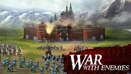 March of Empires: War of Lords APK screenshot thumbnail 1