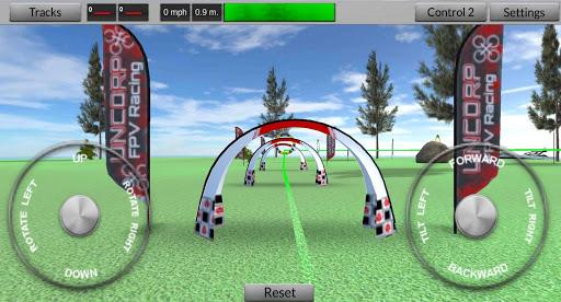 DRS ud83cudfae Drone Racing Simulator/Quadcopter Simulator 1.24 androidappsheaven.com 1