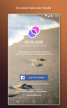 Social Afire - Chat, Meet, Friendship and Dating