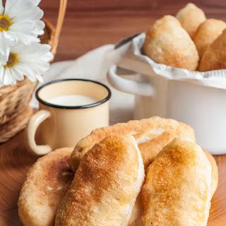 Savory Fried Pirozhki