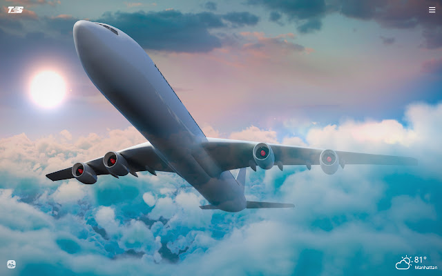Airplanes HD Wallpapers New Tab Theme