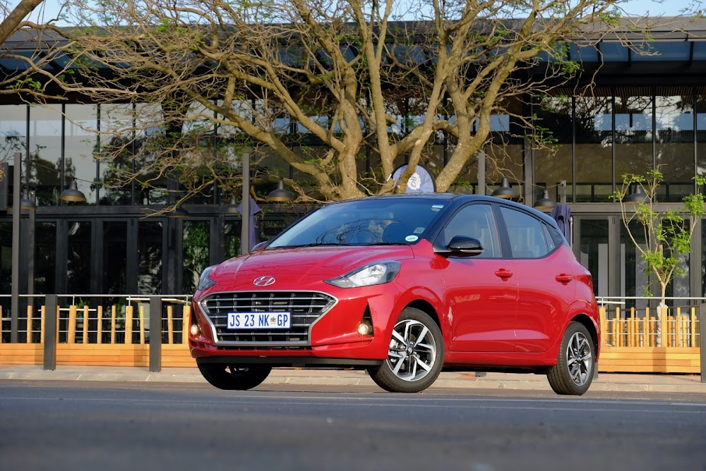 The new 2020 Hyundai Grand i10 is now available in SA