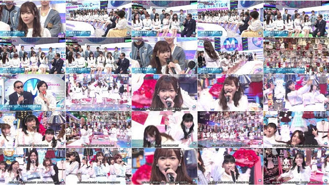 190329 (720p+1080i) AKB48 Part – Music Station