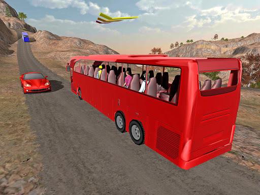 GT Bus Simulator: Tourist Luxury Coach Racing 2109 1.0 screenshots 6