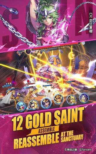 Saint Seiya : Awakening 1.6.39.35 screenshots 5