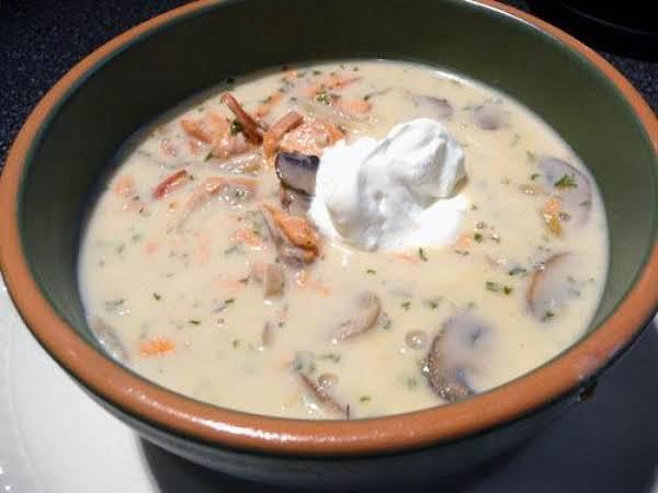 Smoked Salmon Chowder Recipe