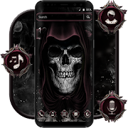 Devil Dark Skull Theme