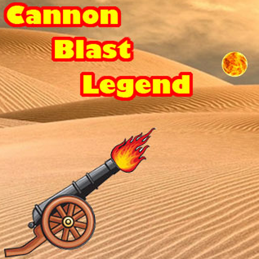 Cannon Blast Legend