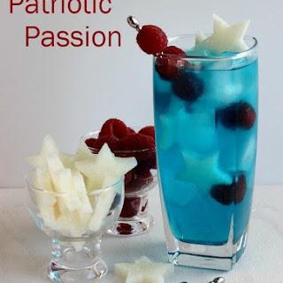 Patriotic Passion Cocktail Recipe