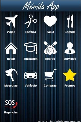 Mérida App