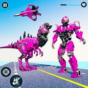 Raptor Robot Games: Drone Robot Grand Hero