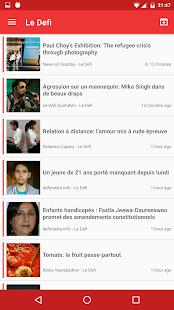 MoNews screenshot