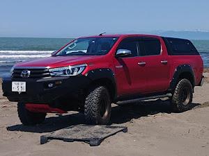ハイラックス 4WD ピックアップのカスタム事例画像 杉やんさんの2021年06月18日20:37の投稿