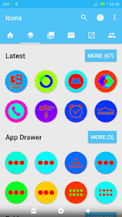 Iconlab Oreo - Icon Pack Screenshot