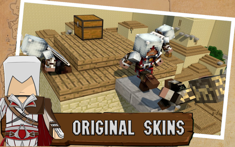 android Pack Assassin for Minecraft PE Screenshot 1