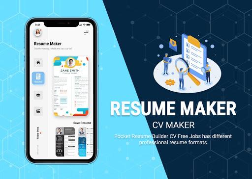Download Resume Maker Resume Builder Cv Maker Free For Android