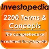 Investopedia: Investment terms