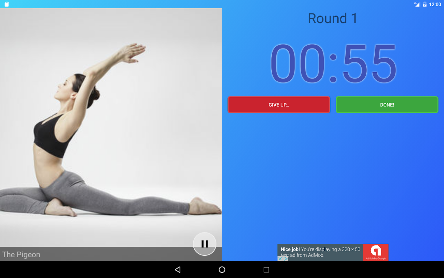 Yoga Challenge App - Android Apps on Google Play