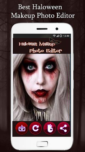 ... Halloween Photo Editor – Halloween Face Stickers ...