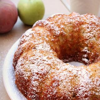 Jewish Apple Cake.