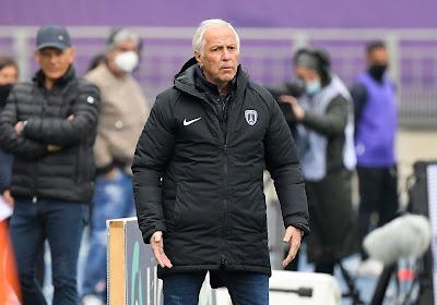 René Girard quitte le Paris FC