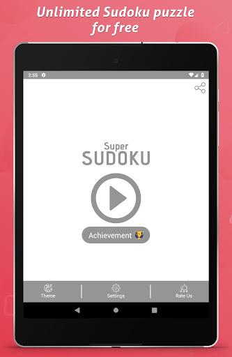 Sudoku - Free Sudoku Puzzles screenshots 9
