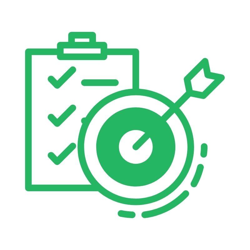 icon for goal achievement