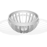Ball Fan - Front Cage