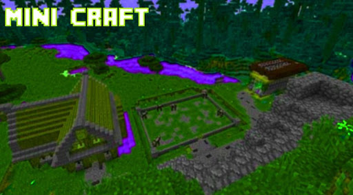 Mini Craft | Pocket Edition 2018 for PC
