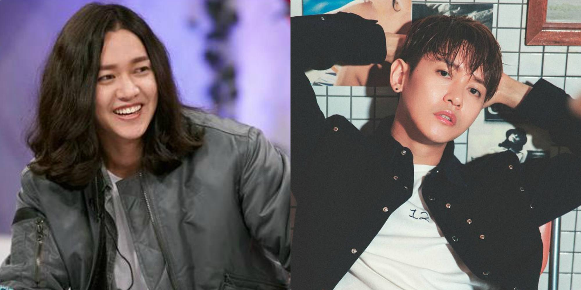 noel korean 2018 No One Realized How Hot This Korean Singer Was Until He Chopped  noel korean 2018