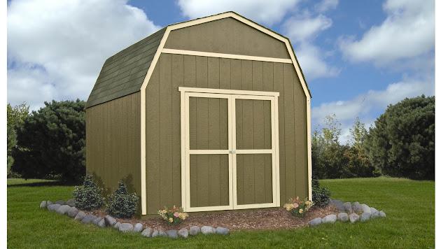 Heartland storage sheds google for Heartland sheds