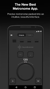 The Metronome by Soundbrenner- screenshot thumbnail