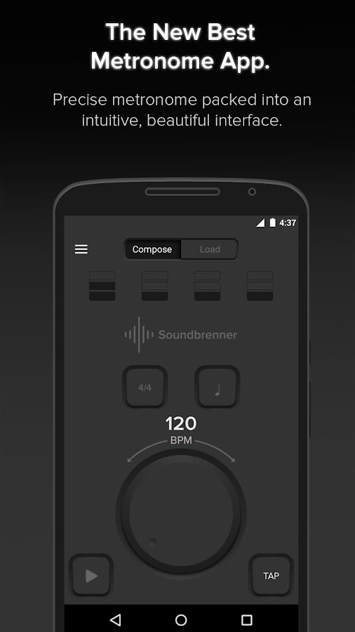 The Metronome by Soundbrenner- screenshot