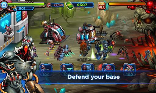 Robot Vs Zombies Game 102.0.20180423 screenshots 13