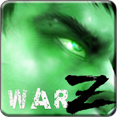 Dead War: walking zombies