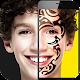 Aztec tattoo salon mask (game)