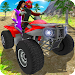 Quad Bike Taxi Driving Game : Moto GP Driving 3D Icon